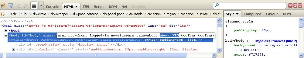 Как создать CSS класс для шаблонов WordPress, Drupal и Joomla - Центр Поддержки TemplateMonster