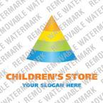 Logo Vorlage für Babyshop