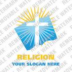 Logo Vorlage für Christliche