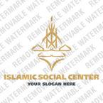 Logo Vorlage für s islamische Sozialzentrum