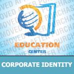 Unternehmensidentität Vorlage für Ausbildung