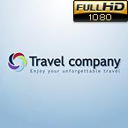 After Effects Logo Reveal für Reisebüro