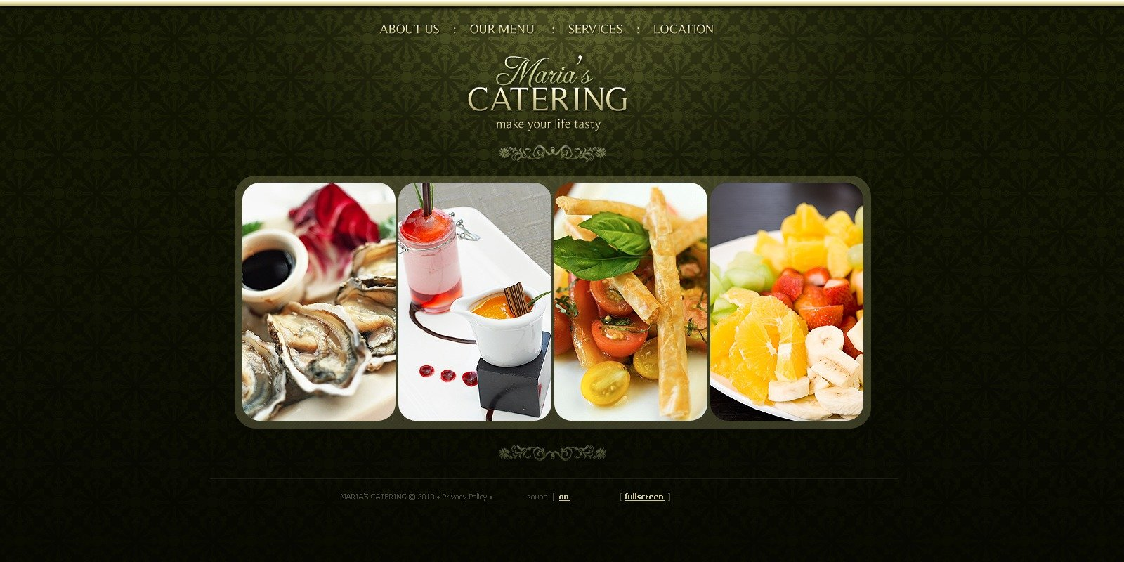 Wunderbar Catering Vorschlag Vorlage Bilder - Bilder für das ...