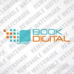 Logo Vorlage für Bücher