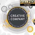 After Effects Logo Reveal für Designstudio