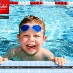 Silverlight Vorlage für Schwimmschule