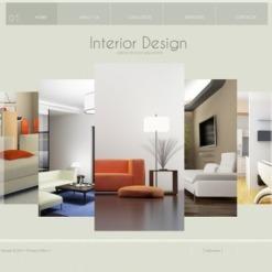 SWiSH Vorlage für Innenarchitektur