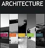 Facebook Flash CMS Template für Architektur