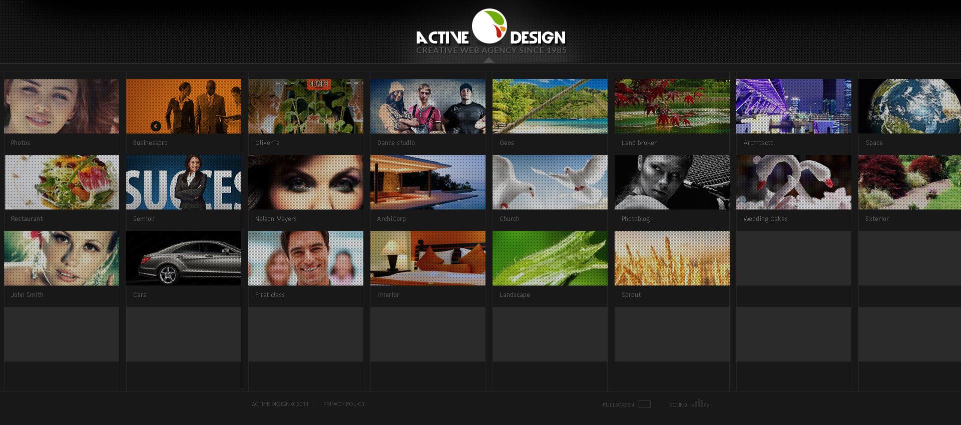 Flash Examples, tutorials, free source code, web design, scripts ajax 3d flash photo gallery for website