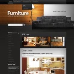 Drupal Vorlage für Möbel