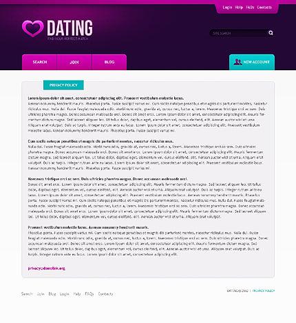 Dating profiles sale