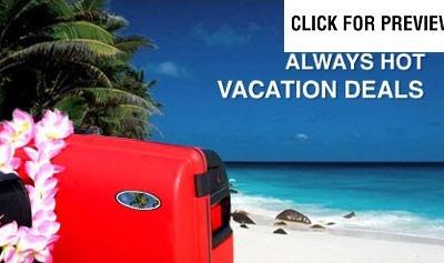 Travel Agency Flash Intro шаблон
