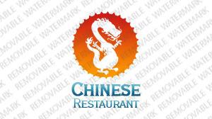 Logo Vorlage für Chinesisches Restaurant