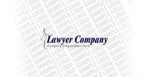 Logo Vorlage für Rechtsanwalt