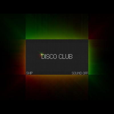 Night Club Flash Intro шаблон