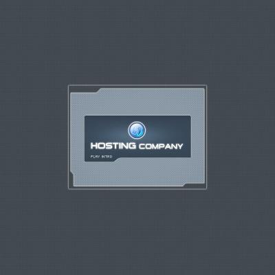 Flash Intro Vorlage für Hosting