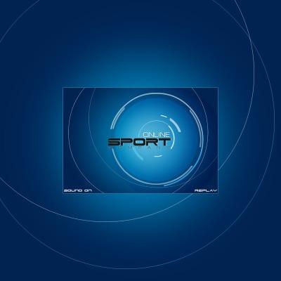 Sport Flash Intro шаблон