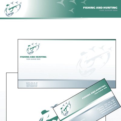 Hunting Corporate Identity Template