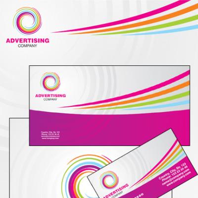 Plantilla De Identidad Corporativa #26730 para Sitio de Agencia de publicidad