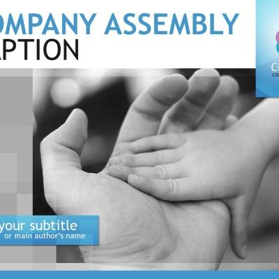 Charity 企业设计模板