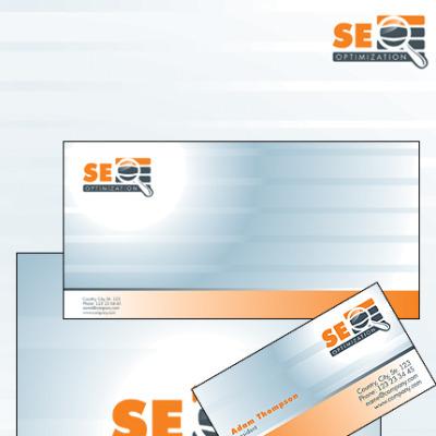 SEO Website Corporate Identity Template