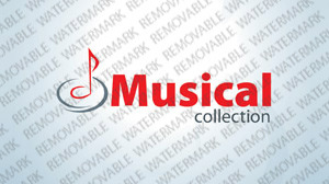 Plantilla De Logotipo #30341 para Sitio de Música