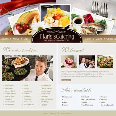 SWiSH Vorlage für Gastronomie