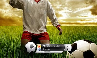 HD Grafikpaket für Fussball