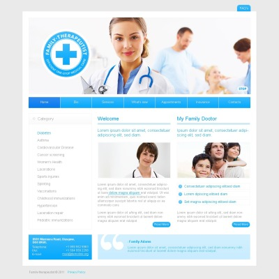 SWiSH Vorlage für Medizin