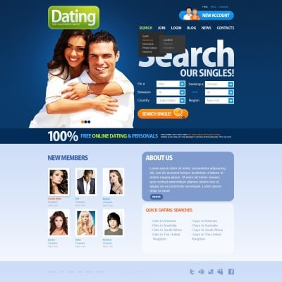 Website dating usa
