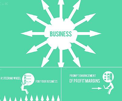 Szablon Intro Flash #38239 na temat: biznes i usługi