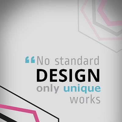 Facebook Vorlage für Designstudio