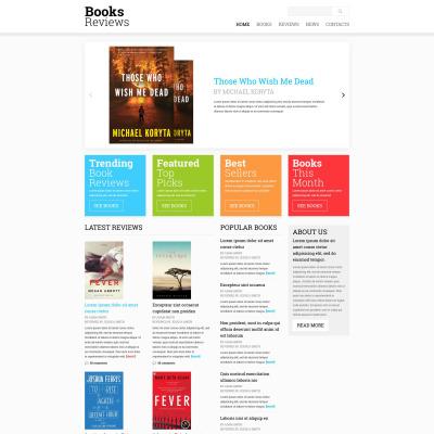 Modèle Web adaptatif  pour sites de critiques de livres