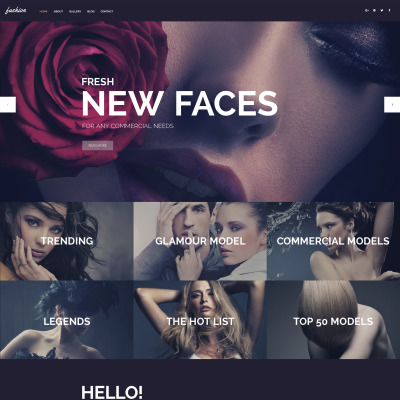 Fashion Responsive Tema WordPress