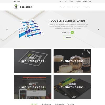 Design Studio Responsive PrestaShop шаблон