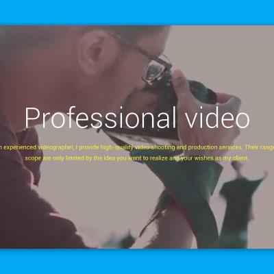 Flexível template Joomla №59131 para Sites de Galeria de Vídeos