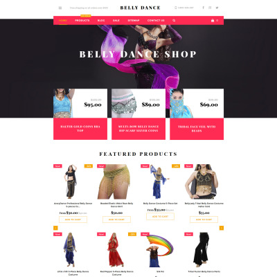 Fashion Store Responsive Shopify Motiv