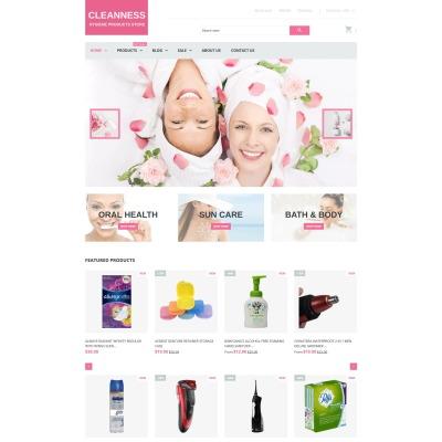 Flexível temas Shopify  №61207 para Sites de Acessórios para spa