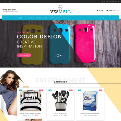 Wholesale Store Responsive PrestaShop Motiv
