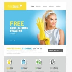 Cleaning Drupal Template