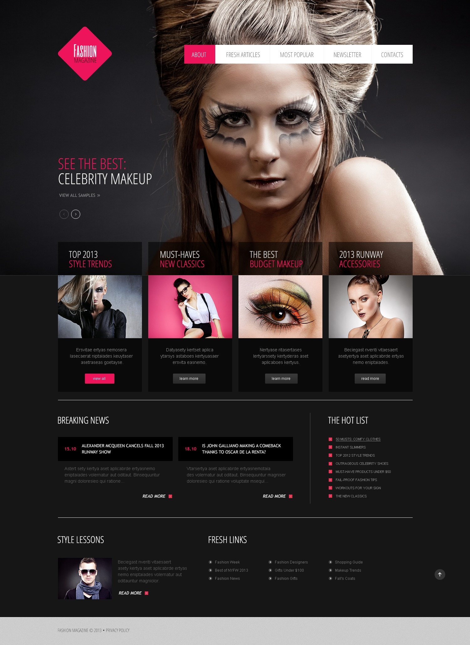 Free website templates for free download about (2,503)