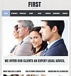 Facebook HTML CMS Vorlage für Recht