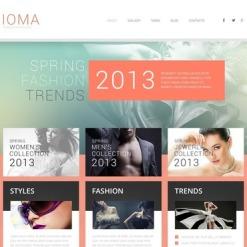 Fashion Store Responsive WordPress Theme