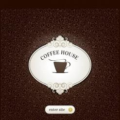 Coffee Shop Facebook HTML CMS Template