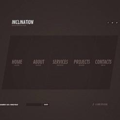 Flash CMS Vorlage für Designstudio
