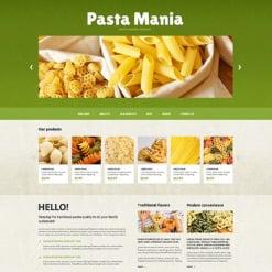 Food Store Responsive Joomla Template
