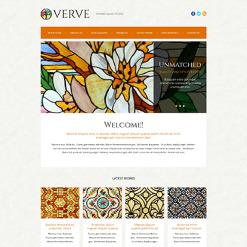 Window Decor Responsive Website Template