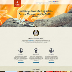 Buddhist Responsive Joomla Template