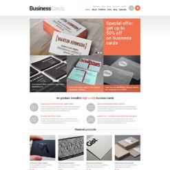 Responsives WooCommerce Theme für Bank