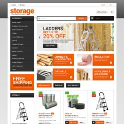 Home Remodeling Responsive PrestaShop Theme